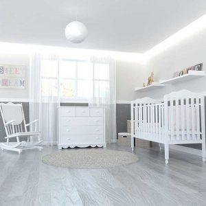 חדר תינוקות – דגם וונדי